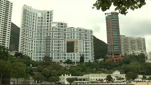 Hong Kong felkészült a sárkányokra