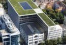 LEED Gold előminősítést kapott a budapesti irodaház