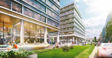 Stabilan zárt tavaly az Árpád hídi mega központ fejlesztője