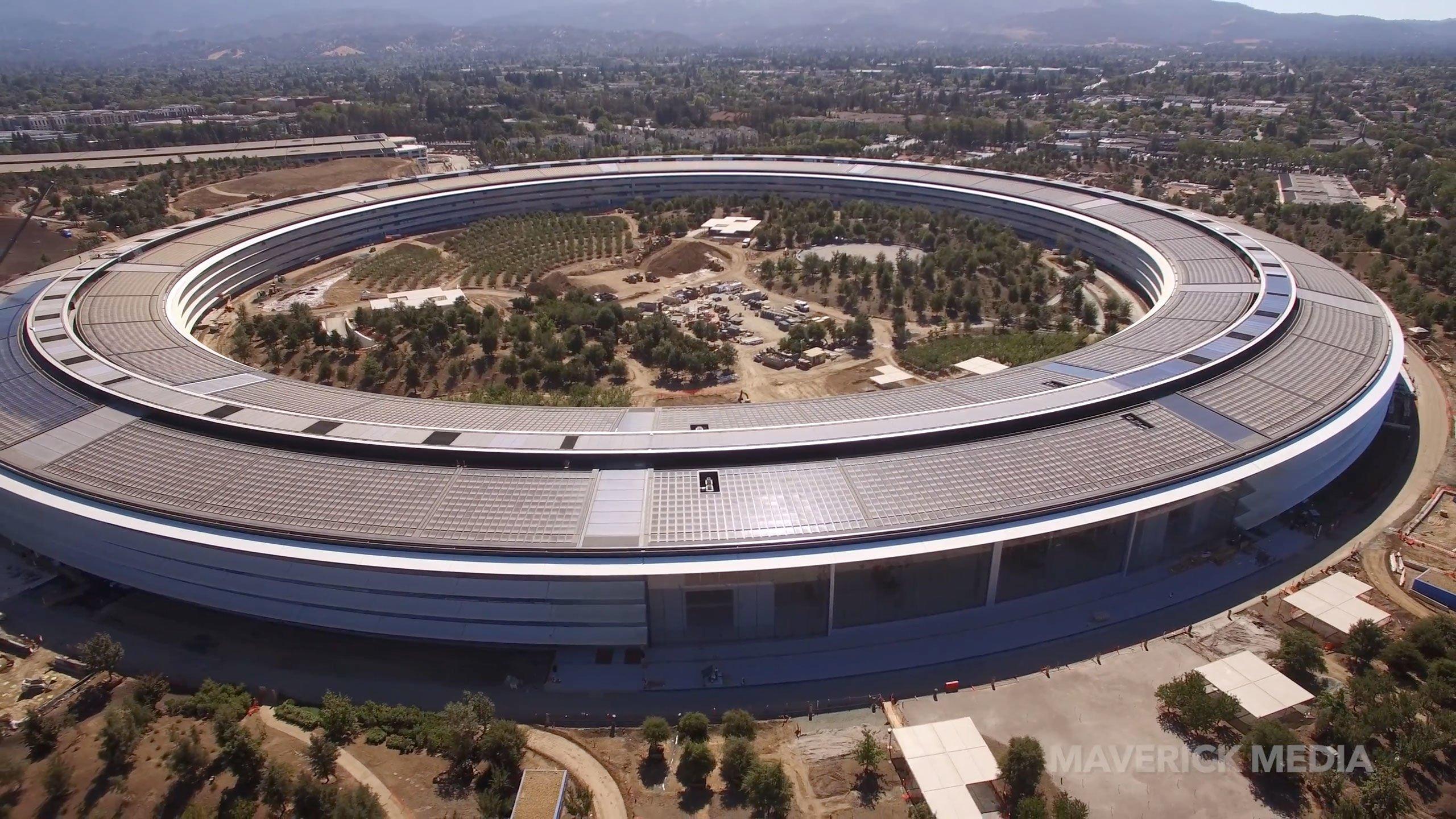 Apple Building Design Cupertino