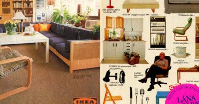 Így változott az IKEA-katalógus 1951 óta – Nosztalgikus képek!