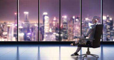A robotoké a jövő az irodaházakban?