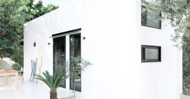 26 négyzetméter a rodoszi kis ház, mégis mindenkit elvarázsol – Igazi mediterrán gyöngyszem