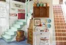 10 ötlet, amivel feldobhatod az unalmas lépcsőt: különleges és egyedi lesz