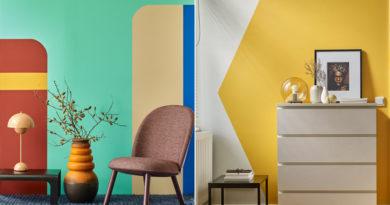 Fagyiszínek a falon: már képeken is gyönyörű a legújabb lakásfelújítási divat