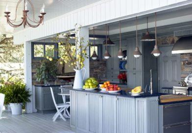 Mutatjuk a legszebb kültéri konyhákat!