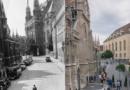 Hová lettek a Várnegyed palotái? – A Vár épületeinek 1945 utáni helyreállítása