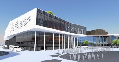 Aquapark és kaszinó is épült volna a Nemzeti Színház mellé – A HÉV-et se kellene már látni. Millenniumi Városközpont-tervek egykor és ma
