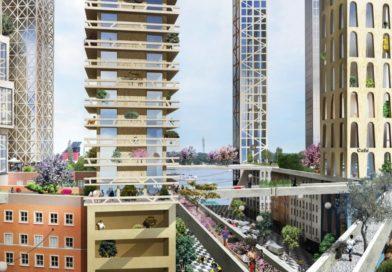 Fából épülhetnek a jövő felhőkarcolói!