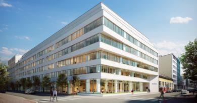 Meglepetés: újabb irodaház épül a Váci úton