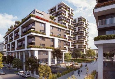 Függőleges erdővel borítanak Újpesten több magasházat