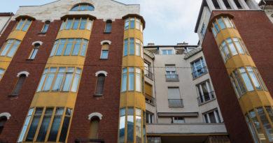 Különös budapesti bérházak tervezője – 140 éve született Málnai Béla építész