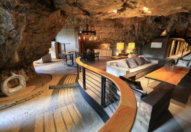 Michael Jackson, Elizabeth Taylor és Diana Ross is megfordult ebben a luxus barlanglakásban!