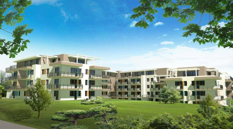 Lakjon környezettudatos épületben, közel a természethez!