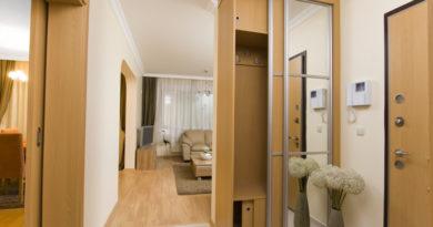 A beépített szekrény is lehet szép, szuper példákat mutatunk