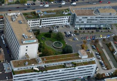 Ritka helyszínen: új Zuglói irodák