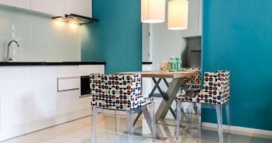 Bűbájos, pici étkezők kis lakásba: egyszerre praktikusak és mutatósak