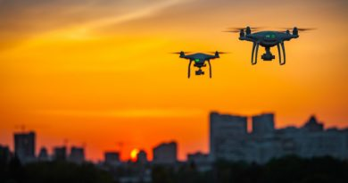 Repülő autók helyett drónokkal járhatunk munkába – Hamarabb eljön, mint gondolnád