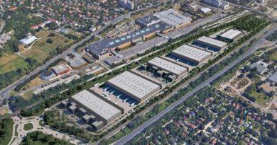 Hatalmas fejlesztés készül a Campona mellé – Ez lehet a budapesti e-kereskedelem központja?
