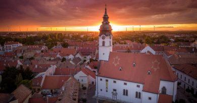 Új üzleti park épül a nyugat-magyarországi városban