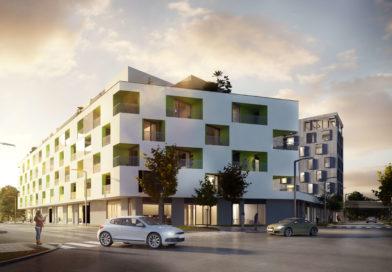 Győr: új lakásban a Duna-parton