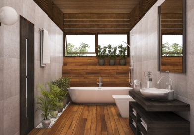 Parketta a falon és a plafonon: így lehet álomszép lakásdísz a padlóburkolatból