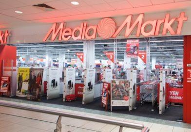 20 ezer nm-es, hatalmas raktárat építtetett a MediaMarkt