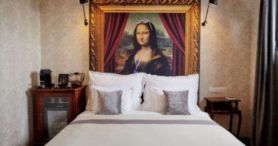Mona Lisa is betört a magyar luxushotelek piacára
