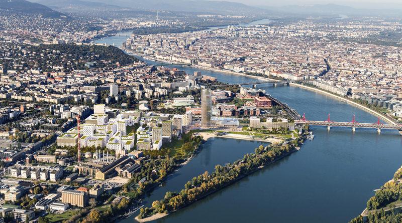 Ilyen az egyik legjobb lakóingatlan és irodaprojekt Budapesten