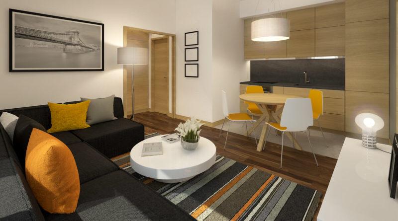 Klasszikusan elegáns lakások még 5%-os áfával