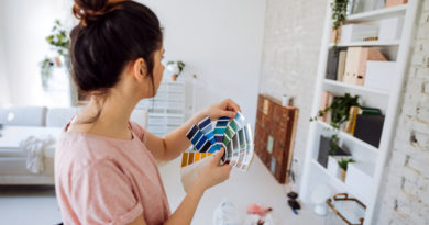 A legjobb színek az otthonodba a tudomány szerint: más kell a hálóba, és más a konyhába