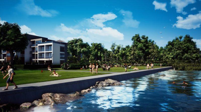 Töltse ezentúl minden nyarát luxus apartmanban, Kapás Boglárka úszóvilágbajnok szomszédjaként a Balatonon!