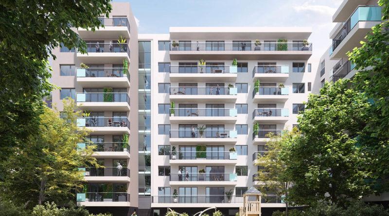 IX. kerület, Márton utca: itt csodálatos ház nő ki a földből…