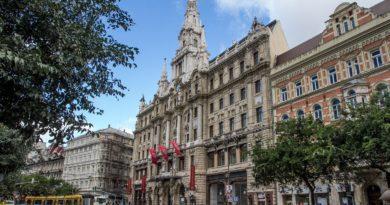 Továbbadták a patinás budapesti szállodákat