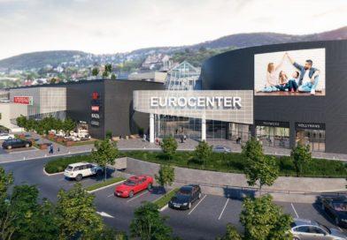 Megújul Óbudán az Eurocenter bevásárlóközpont