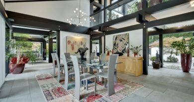 Pillants be Antonio Banderas lenyűgöző eladó házába: letisztultság és a minták mesteri kombinációja jellemzi