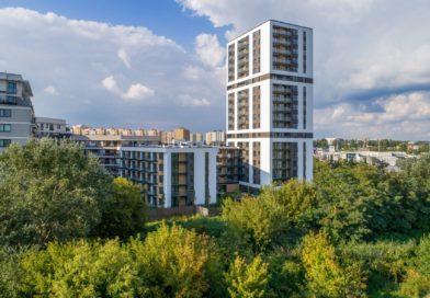 17 szintes magyar torony épült Varsóban