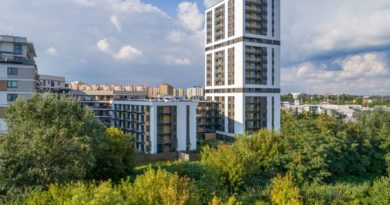 Elkészült a Cordia varsói toronyháza