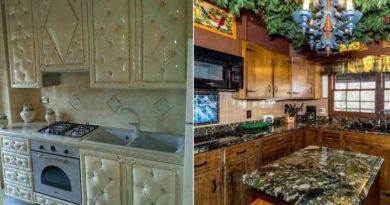 Fotókon minden idők legízléstelenebb konyhái: nehéz eldönteni, melyik a legszörnyűbb